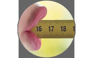 Про средний размер: устами массажистки глаголю истину